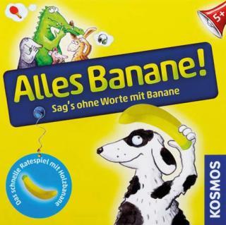 Spielschachtel Alles Banane - Foto von Kosmos
