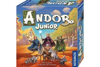 Andor Junior - Schachtel - Foto von Kosmos