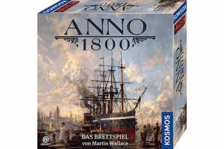 Anno 1800 - Schachtel - Foto von Kosmos