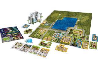Cities Skylines: Das Brettspiel - Material - Foto von Kosmos