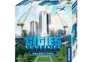 Cities Skylines: Das Brettspiel - Schachtel - Foto von Kosmos