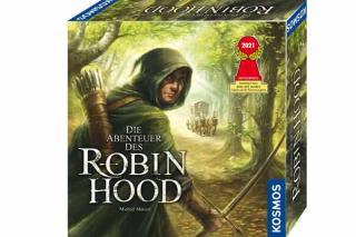Die Abenteuer des Robin Hood - Schachtel - Foto von Kosmos