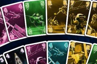 Die Crew - Spielkarten - Ausschnitt - Foto von Kosmos