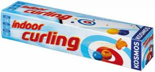 Indoor Curling  - Verpackung des Geschicklichkeitsspiels - Foto von Kosmos