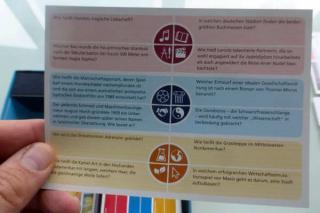 Quiztopia - Fragekarte - Foto von Jörn Frenzel