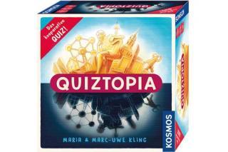 Quiztopia - Schachtel - Foto von Kosmos