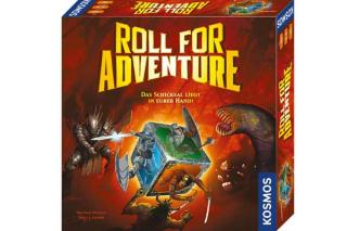 Roll For Adventure - Foto von Kosmos
