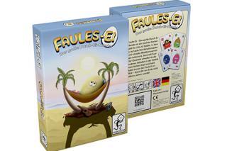Faules-Ei - Schachtel - Foto von Kuriosum Verlag