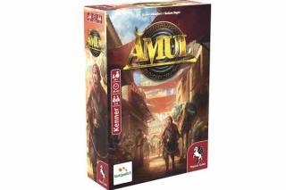 Kartenspiel Amul - Foto von Lautapelit/Pegasus Spiele