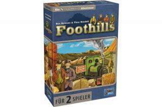 Gesellschaftsspiel Foothills - Foto von Lookout Spiele