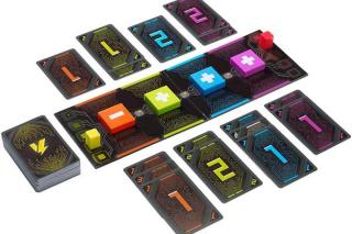 Voltage - Plus- und Minuspole - Foto von Mattel