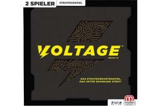 Voltage - Kartenspiel für 2 - Foto von Mattel
