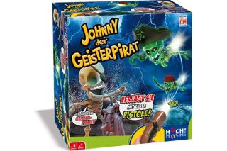 Johnny der Geisterpirat - Schachtel - Foto von HUCH