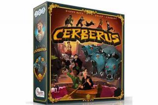 Brettspiel Cerberus - Foto von Mirakulus