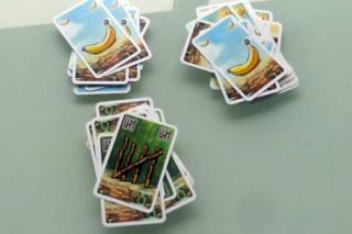 Banana Bandidos - Karten - Foto von Jörn Frenzel