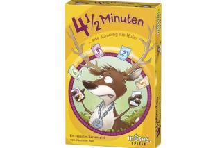 4 1/2 Minuten - Schachtel - Foto von moses.Verlag