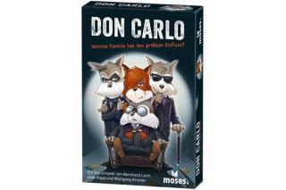 Don Carlo - Schachtel  - Foto von Moses