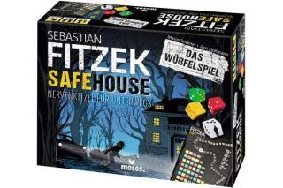 Safehouse - Das Würfelspiel - Schachtel - Foto von moses.Verlag