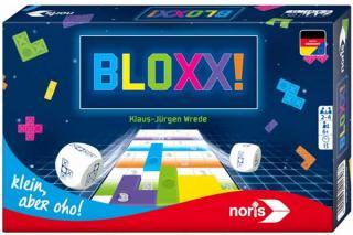 Spieleschachtel Bloxx - Foto von Noris Spiele