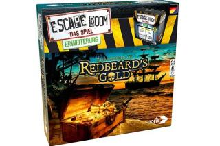 Escape Room - Das Spiel: The Legend Of Redbeard's Gold - Foto von Noris Spiele