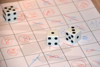 Gesellschaftsspiel Yay! Spilematerialdetail - Foto von Axel Bungart