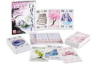 Kartenspiel Ohanami - Foto von NSV