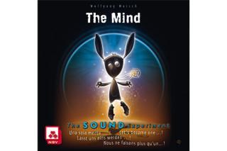 Gesellschaftsspiel The Mind- The Sound Experiment - Foto von NSV