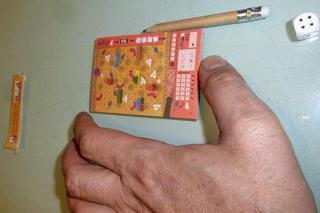 Minnys: Wolle - wirklich kleines Spiel - Foto von Jörn Frenzel