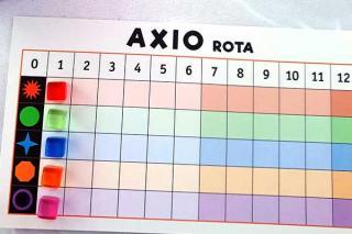 Axio Rota - Wertungstableau - Foto von Jenny Klang