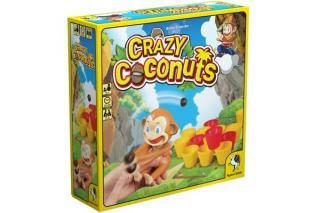 Schachtel Crazy Coconuts - Foto von Pegasus Spiele