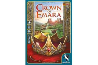 Brettspiel Crown of Emara - Foto von Pegaus Spiele