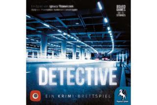 Gesellschaftsspiel Detective - Foto von Pegasus Spiele
