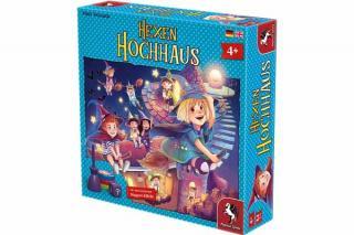 Hexenhochhaus - Schachtel - Foto von Pegasus Spiele