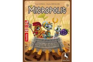 Gesellschaftsspiel Micropolis - Foto von Pegasus Spiele