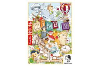 Gesellschaftsspiel Nimble - Foto von Pegasus Spiele