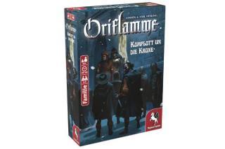 Intrigenspiel Oriflamme - Foto von Pegasus Spiele
