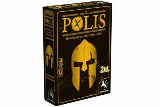 Polis - Spieleschachtel - Foto von Pegasus Spiele