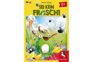 Kinderspiel Sei kein Frosch - Foto von Pegasus Spiele