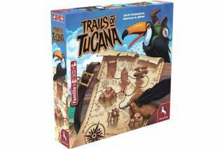 Trails Of Tucana - Schachtel - Foto von Pegasus Spiele