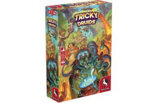 Tricky Druids - Gesellschaftsspiel - Foto von Pegasus Spiele