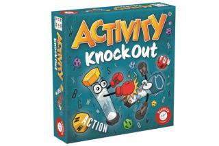 Activity Knock Out - Schachtel - Foto von Piatnik