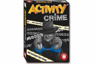 Activity: Crime - Schachtel - Foto von Piatnik