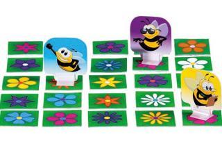 BeeSmart Spielaufbau - Foto von Piatnik
