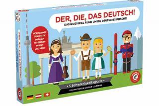 Der, Die, Das Deutsch! - Schachtel - Foto von Piatnik