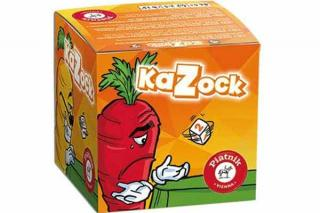 Würfelspiel Kazock - Material - Foto von Piatnik