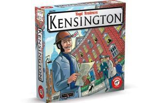 Gesellschaftsspiel Kensington - Foto von Piatnik