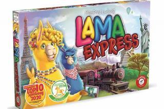 Lama Express - Schachtel - Foto von Piatnik