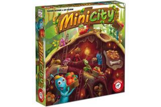 Kinderspiel Minicity - Foto von Piatnik
