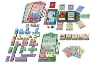 Copenhagen - Spielmaterial - Foto von Queen Games