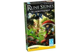 Rune Stones: The Enchanted Forest - Schachtel - Foto von Queen  Games